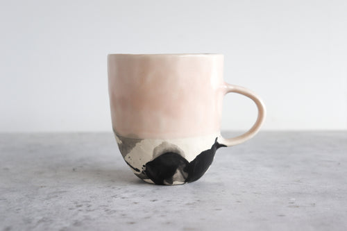 SPLATTER MUG IN SUMMER SWEET