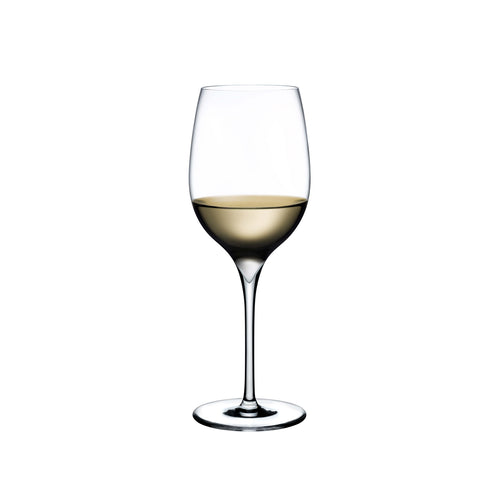 DIMPLE WHITE WINE GLASS SET OF 2