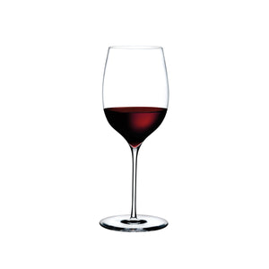 DIMPLE RED WINE GLASS SET OF 2