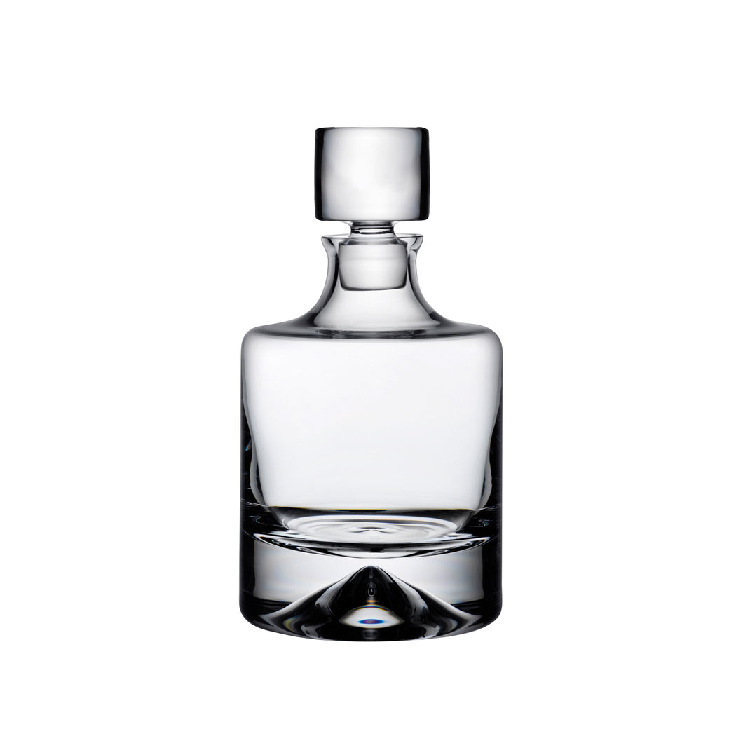 NO.9 GLASS WHISKEY DECANTER