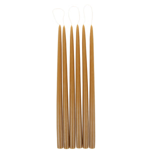 "MIEL TAPER 18"" CANDLE"