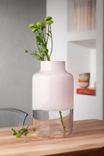 Load image into Gallery viewer, TALL MAGNOLIA VASE IN OPAL PINK