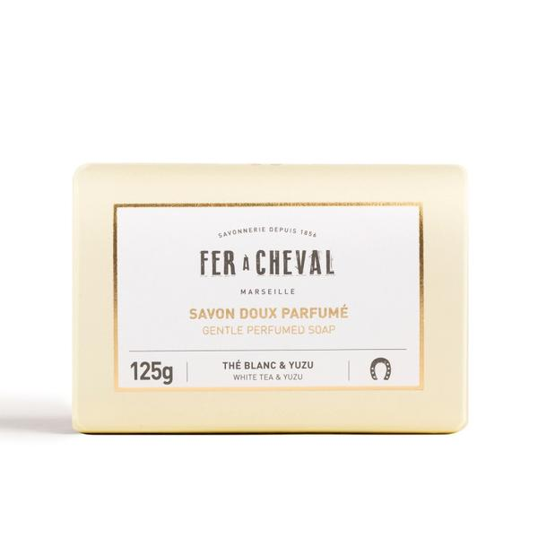 WHITE TEA & YUZU BAR SOAP
