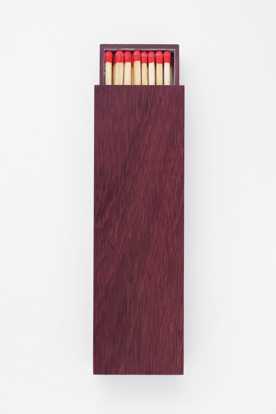 PURPLEHEART LONG MATCHBOX