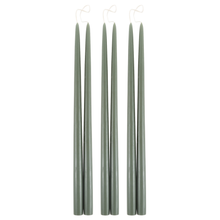 "Load image into Gallery viewer, MOSS 18"" TAPER CANDLE"