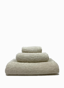 RIVIERA TOWELS, OFF WHITE