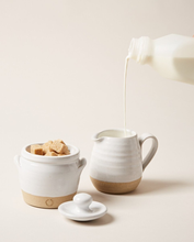 Load image into Gallery viewer, FARMER'S SUGAR AND CREAMER SET