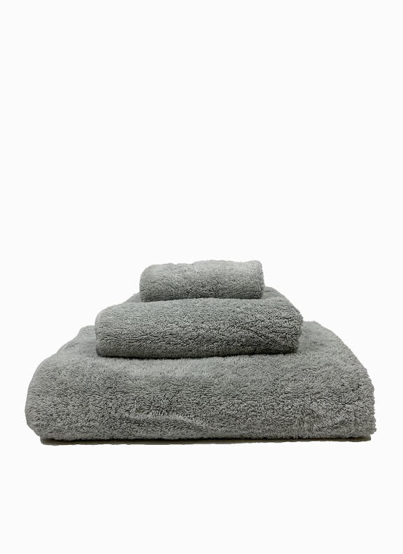 RIVIERA TOWELS, FROST
