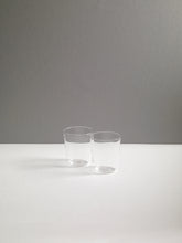 Load image into Gallery viewer, LUISA WATER GLASS, CLEAR, SET OF 2