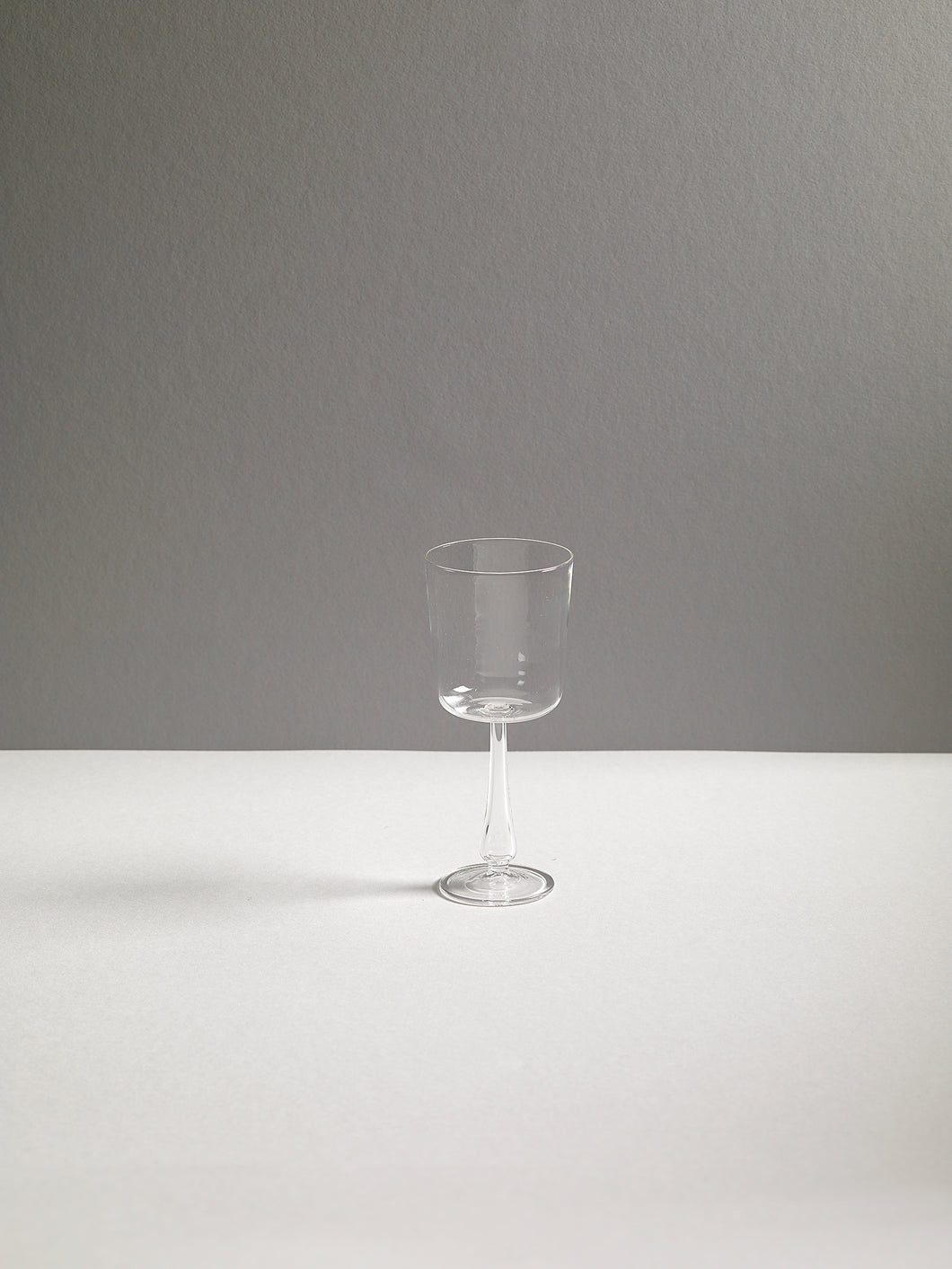 LUISA STEMMED WINE GLASS, CLEAR, SET OF 2
