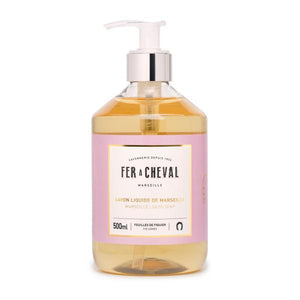 MARSEILLE FIG LEAVES LIQUID SOAP