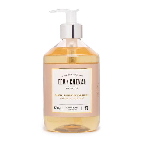 MARSEILLE OLIVE BLOSSOM LIQUID SOAP
