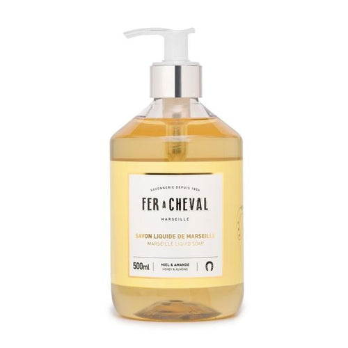 MARSEILLE HONEY AND ALMOND LIQUID SOAP