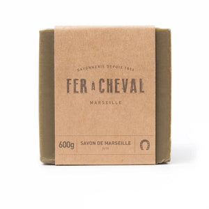 MARSEILLE OLIVE OIL SOAP 600G
