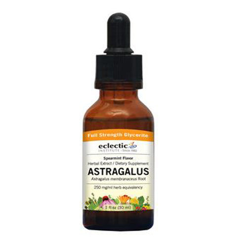 Astragalus Spearmint 1 Oz Alcohol Free by Eclectic Institute Inc