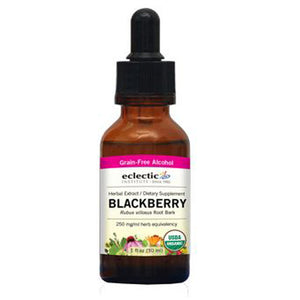 Blackberry 1 Oz with Alcohol by Eclectic Institute Inc (2583955177557)