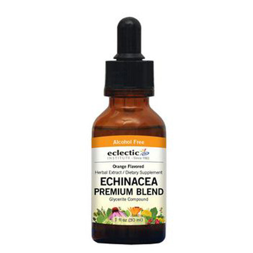Echinacea Premium Blend Orange 2 Oz Alcohol free by Eclectic Institute Inc