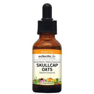 Skullcap - Oats 1 Oz by Eclectic Institute Inc (2583958782037)