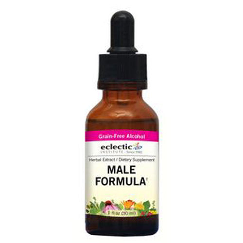 Male Formula 1 Oz with Alcohol by Eclectic Institute Inc
