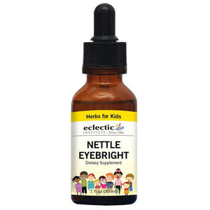 Nettles Eyebright Kid 1 Oz by Eclectic Institute Inc