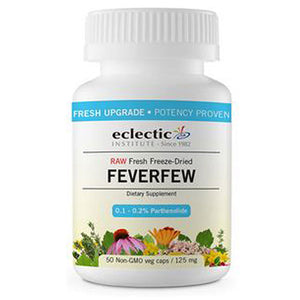 Feverfew 50 Caps by Eclectic Institute Inc (2583951147093)