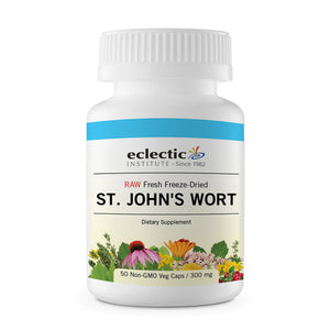 St. John's Wort 50 Capsules by Eclectic Institute Inc