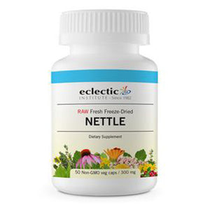 Nettles Leaf 50 Caps by Eclectic Institute Inc (2583951605845)