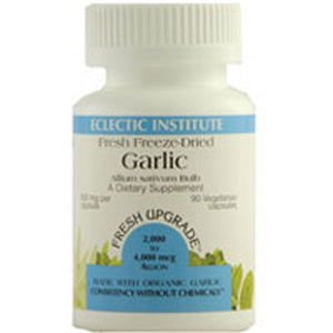 Garlic 90 Caps by Eclectic Institute Inc