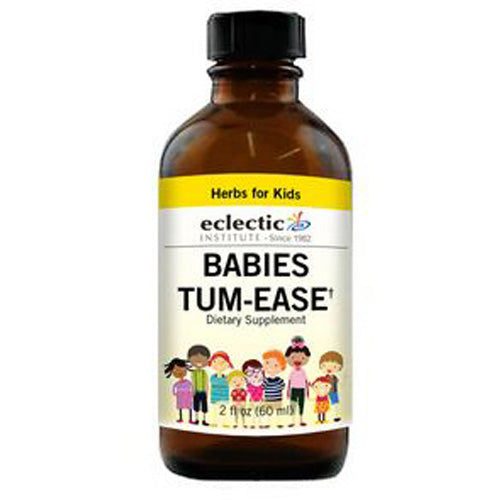 Babies Tum Ease Kid 2 OZ by Eclectic Institute Inc
