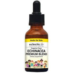 Echinacea Premium Blend Tangerine Kid 1 OZ by Eclectic Institute Inc (2583959208021)