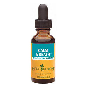 Calm Breath Compound 1 Oz by Herb Pharm