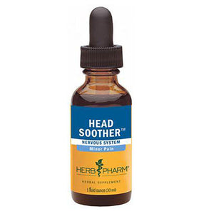 Head Soother Compound 1 Oz by Herb Pharm