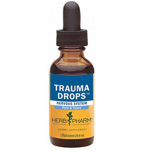 Trauma Drops Compound 4 Oz by Herb Pharm (2588763160661)