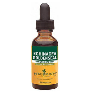 Rapid Immune Boost (Echinacea Goldenseal) 4 oz by Herb Pharm (2584046010453)