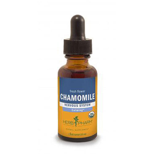 Chamomile Extract 1 Oz by Herb Pharm