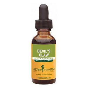 Devil's Claw Extract 4 Oz by Herb Pharm (2584046600277)