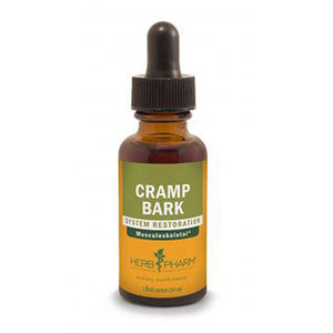 Cramp Bark Extract 4 Oz by Herb Pharm (2588765421653)