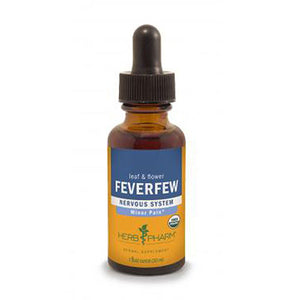 Feverfew Extract 1 Oz by Herb Pharm (2583953899605)