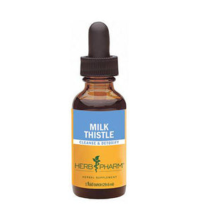 Milk Thistle 4 oz by Herb Pharm (2584046960725)