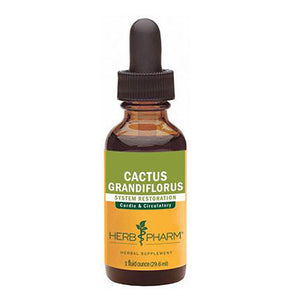 Cactus Grandiflorus Extract 1 Oz by Herb Pharm