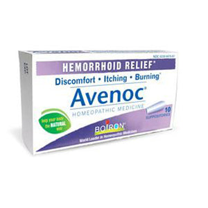 Avenoc Suppositories 10 Count by Boiron