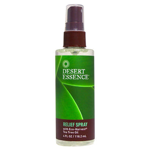 Relief Spray 4 Fl Oz by Desert Essence