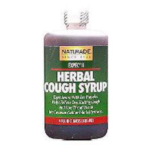 Expec II Herbal Cough Syrup with Propolis Sugar-Free 4.2 FL Oz by Naturade (2588694118485)