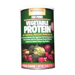 Natural Vegetable Protein Soy-Free 16 Oz by Naturade (2588694282325)