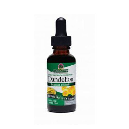 Dandelion Root ORGANIC ALCOHOL FREE,1 OZ by Nature's Answer