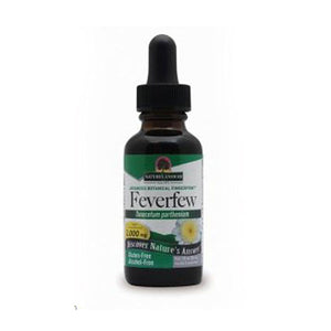 Feverfew Alcohol Free 1 FL Oz by Nature's Answer