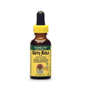 Gotu-Kola Herb ALCOHOL FREE,1 OZ by Nature's Answer (2583998890069)