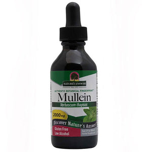 Mullein Leaf Extract 2 FL Oz by Nature's Answer