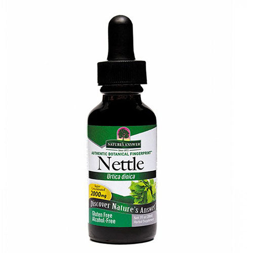 Nettle Leaf Alcohol Free Extract 1 FL Oz by Nature's Answer