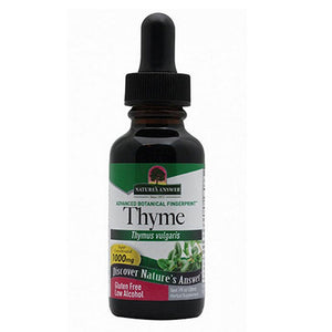 Thyme Extract 1 FL Oz by Nature's Answer (2584000757845)